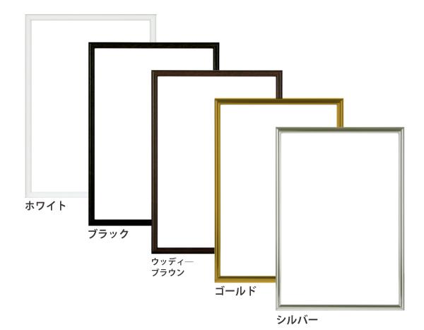 好評 定番 ジグソーパズル用 ポスターフレーム ニューライトフレーム 360mm×490mm パズルサイズ D500
