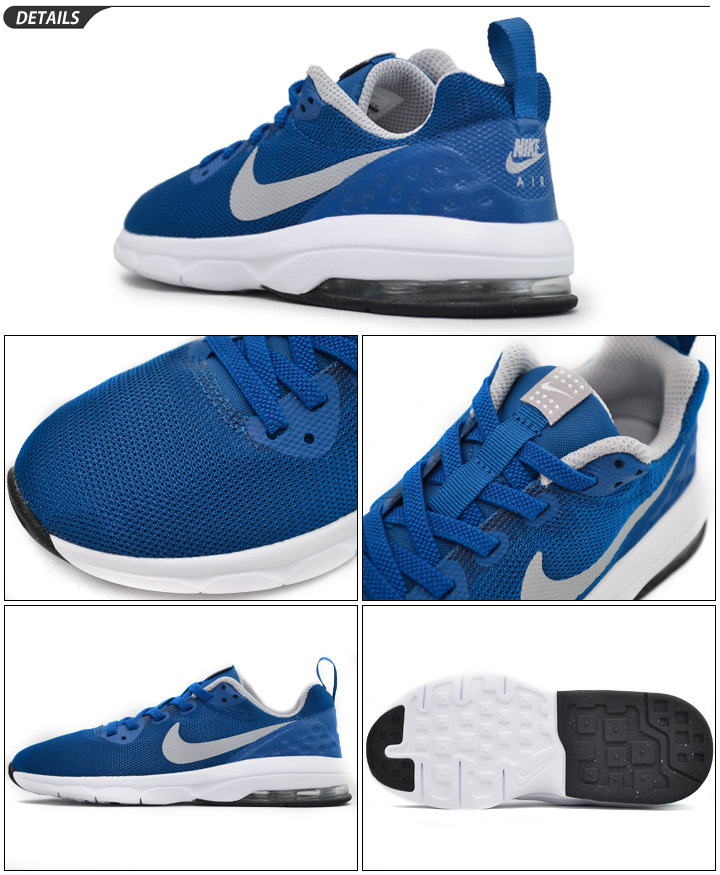 519ccb3b526d7c Child Nike NIKE AIRMAX Air Max motion LW TDV sneakers child shoes  16.5-22.0cm boy girl Velcro sports shoes  917653 of the kids shoes youth  boy woman