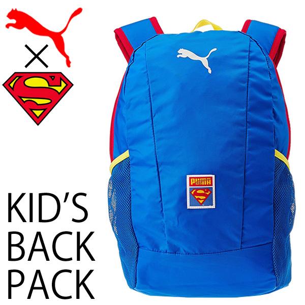 d6f0ac26b846 APWORLD KIDS  Puma rucksack PUMA superman cape backpack blue kids ...