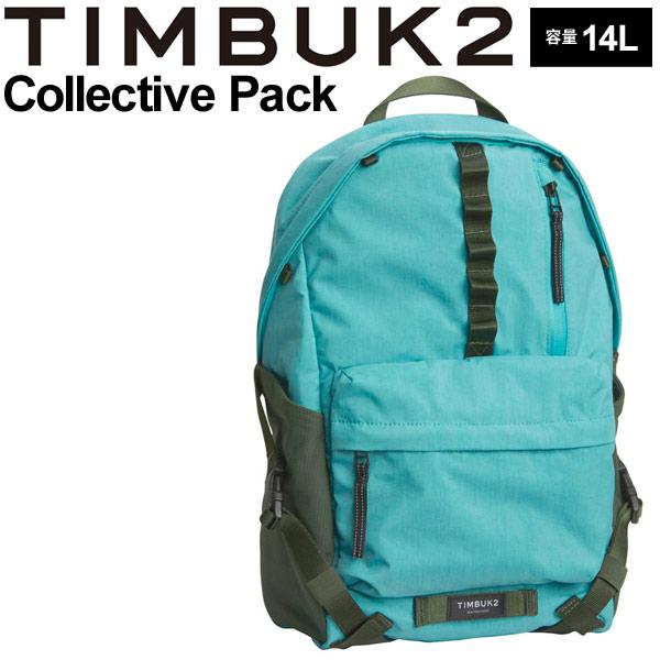 バックパック メンズ レディース TIMBUK2 ティンバック2 バックパック Collective Pack コレクティブパック OSサイズ 14L/リュックサック ザック デイパック 鞄 正規品/444034832【取寄】