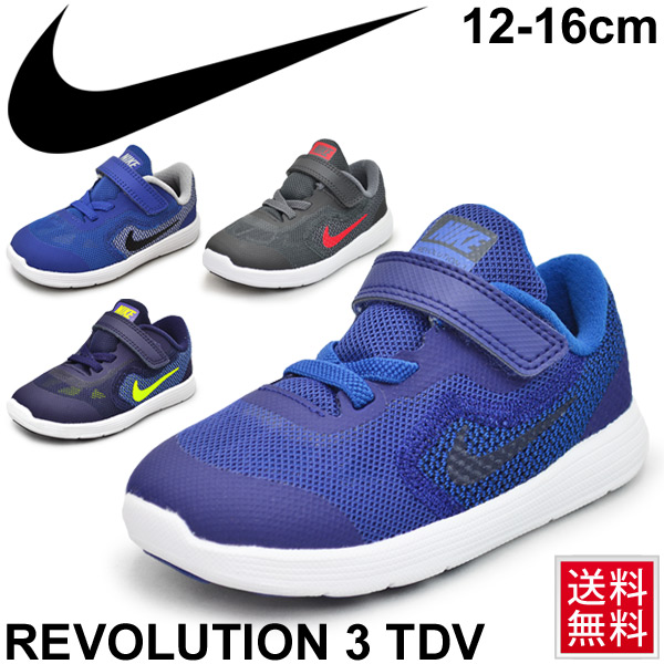 brand new 1437e fff36 Child 12.0cm - 16.0cm infant sports shoes Velcro regular article  819415 of  the boy woman for the baby shoes kids child shoes NIKE Nike revolution 3 TDV  ...