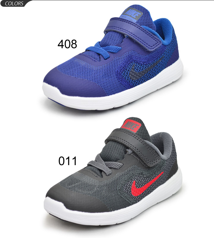 55af0f3cce9352 Child 12.0cm - 16.0cm infant sports shoes Velcro regular article  819415 of  the boy woman for the baby shoes kids child shoes NIKE Nike revolution 3 TDV  ...