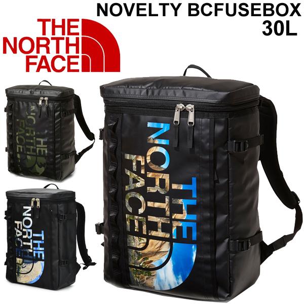 バックパック デイパック ノースフェイス THE NORTH FACE ノベルティBCヒューズボックス 30L /ボックス型 リュックサック アウトドア カジュアル 縦型 鞄 かばん 正規品/NM81939