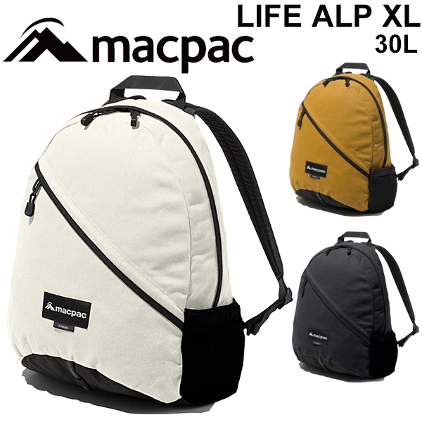 バックパック リュックサック マックパック Lite Alp XL ライトアルプXL 30L デイパック メンズ レディース ザック アウトドア トレッキング デイリー カジュアル タウンユース キャンプ 自転車 通勤 通学 鞄 /MM71705
