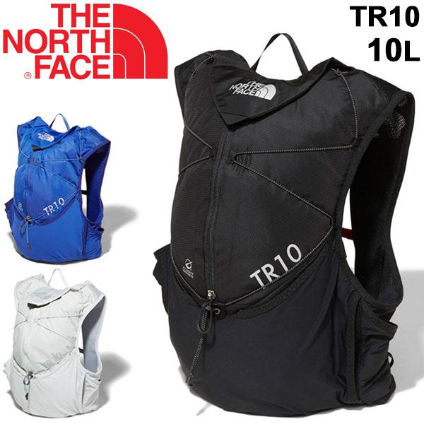 トレイル用パック ベストタイプ バックパック 10L メンズ レディース ノースフェイス THE NORTH FACE ティーアール10 TR10/ウルトラトレイル トレラン レース スポーツバッグ 鞄 かばん 正規品/NM61914