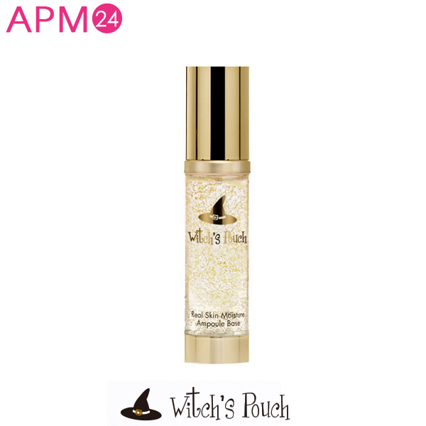 Moment and bright skin with a gel containing the
