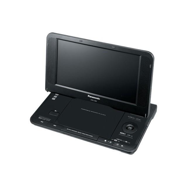 Panasonic ポータブルDVD/CDプレーヤー DVD-LS83