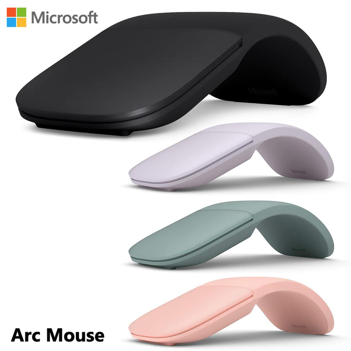 ELG-00007 ELG-00020 ELG-00046 Pink ELG-00033 Microsoft Arc Mouse アークマウス Bluetooth ☆最安値に挑戦 ピンク セージ マイクロソフト 驚きの値段 ライラック 小型 ブラック スナップ式 薄型 06