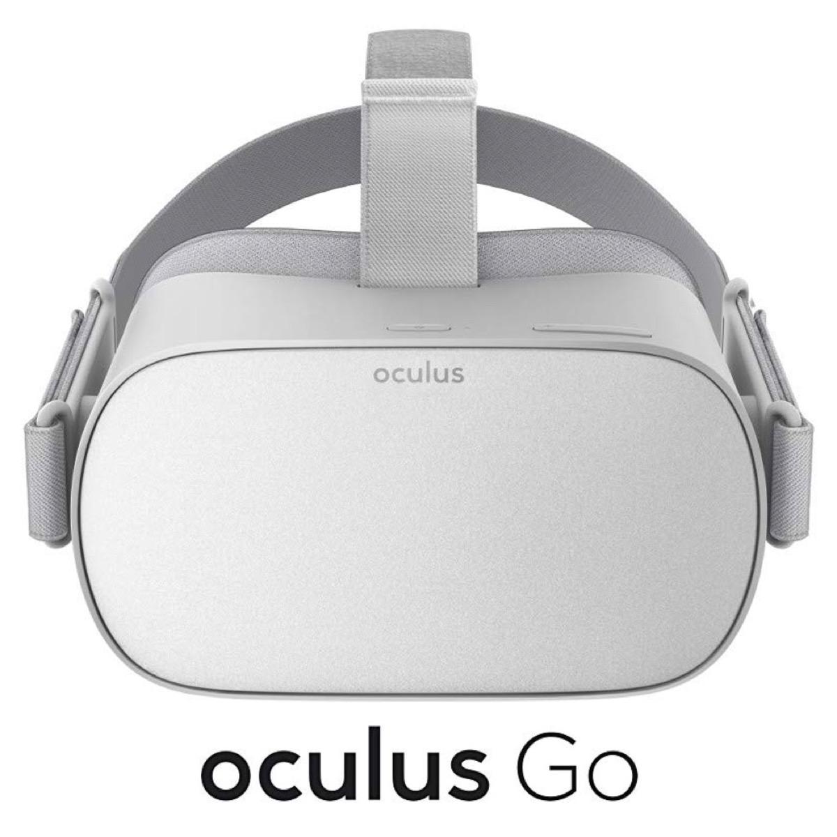 Oculus Go 64GB オキュラスゴー VR ヘッドセット 本体 コントローラー セット PC不要 ゲーム 映画 動画 並行輸入品 (SN)