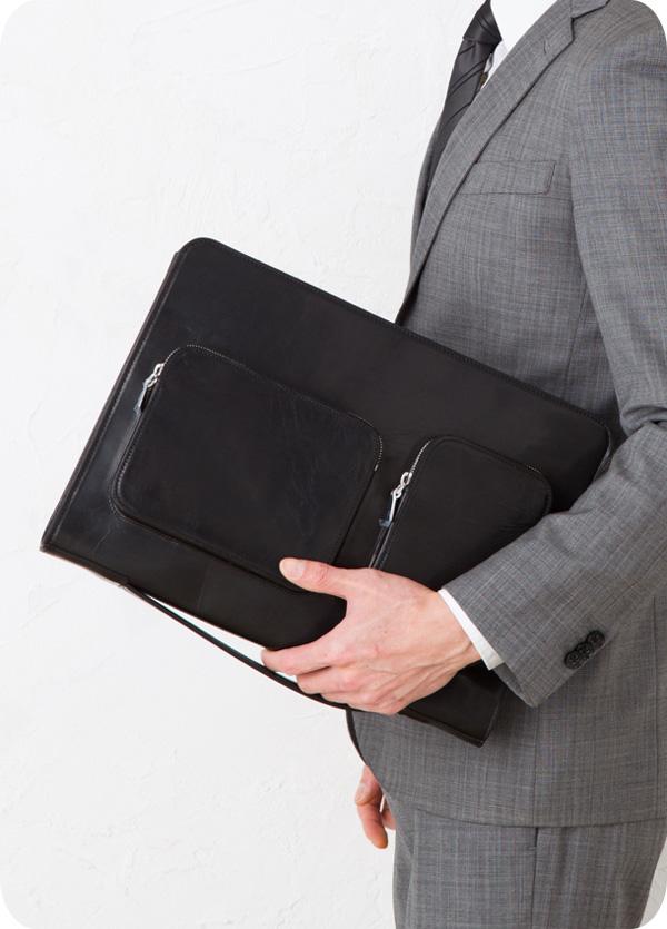 ★ポイント10倍 aniary アニアリ New Ideal Leather クラッチバッグ 11-08002