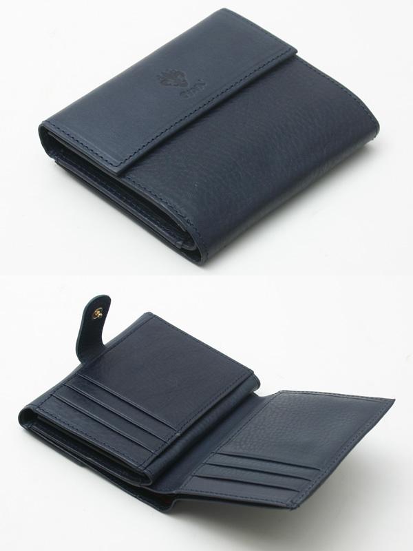 ☆ポイント10倍 CI-VA チーバ サイフヌメ革二つ折りコンパクト財布CI-VA 009ARIZ
