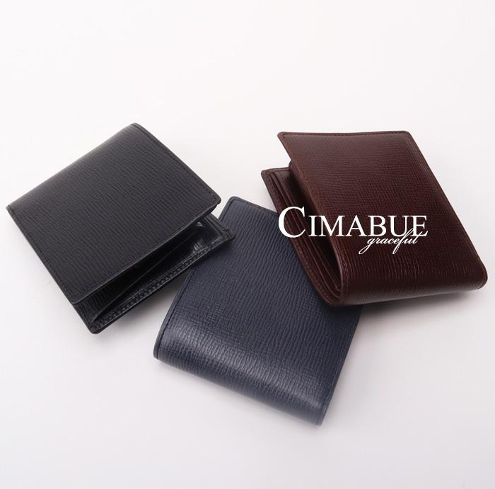 チマブエ CIMABUE graceful チマブエグレースフル サイフ Rodi-ロディ 二つ折り財布(小銭入れ付き)15267