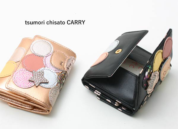 ツモリチサト サイフ マルチドットミニ財布 57089ツモリチサト キャリー【tsumori chisato CARRY】