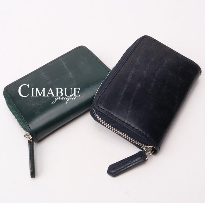 チマブエ CIMABUE graceful チマブエグレースフル ブライドルレザー コインケース・ミニ財布 15311