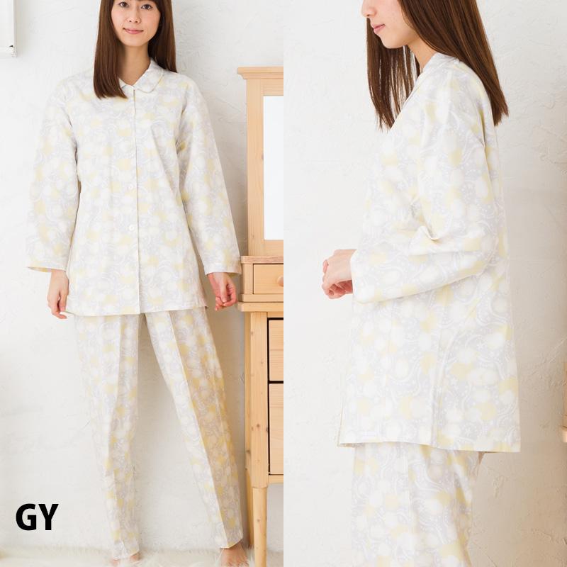 ワコール 睡眠科学 パジャマ 部屋着ロイヤルオックスストレッチpt星空と羊 寝姿勢フィットパジャマ YDS106ルームウェア ナイティ