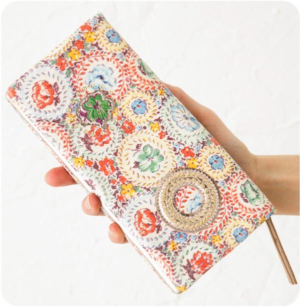 Tsumori Chisato florets wallets purse tsumori Chisato Carrie