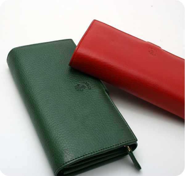 ★ points 10 times CI-VA Chiba Nume leather wallet CI-VA