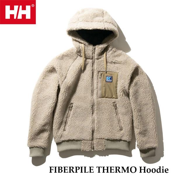 ヘリーハンセン HOE51964 OM ファイバーパイルサーモフーディー(レディース) Helly Hansen FIBERPILE THERMO Hoodie (OM)オートミール