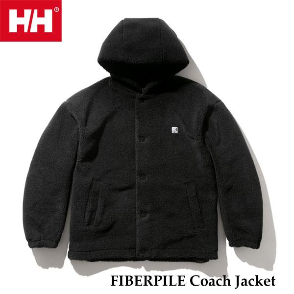 ヘリーハンセン HE51973 K ファイバーパイルコーチジャケット(レディース)ブラック Helly Hansen FIBERPILE Coach Jacket Black