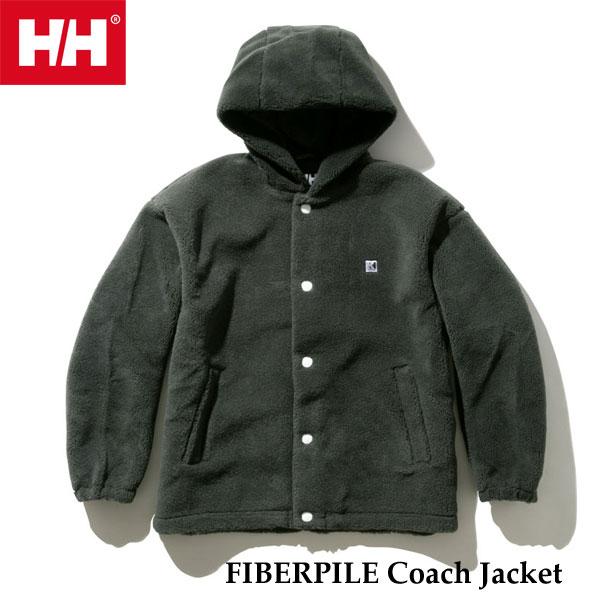 ヘリーハンセン HE51973 SA ファイバーパイルコーチジャケット(レディース)セージ Helly Hansen FIBERPILE Coach Jacket