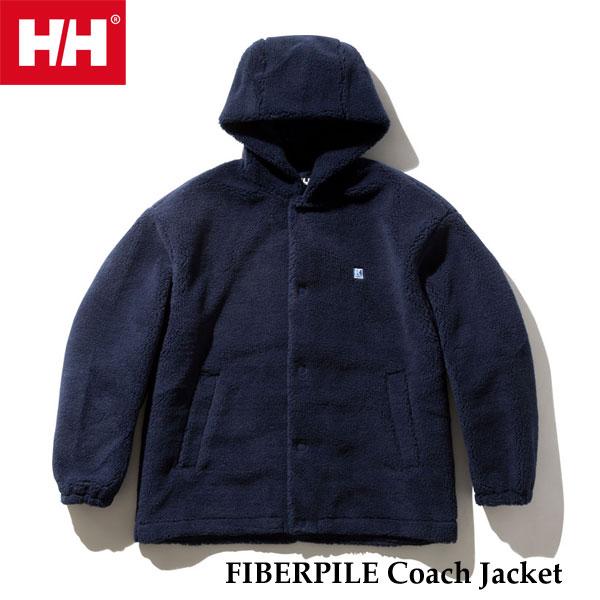 ヘリーハンセン HE51973 N ファイバーパイルコーチジャケット(メンズ)ネイビー Helly Hansen FIBERPILE Coach Jacket Navy