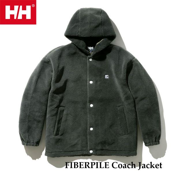 ヘリーハンセン HE51973 SA ファイバーパイルコーチジャケット(メンズ)セージ Helly Hansen FIBERPILE Coach Jacket