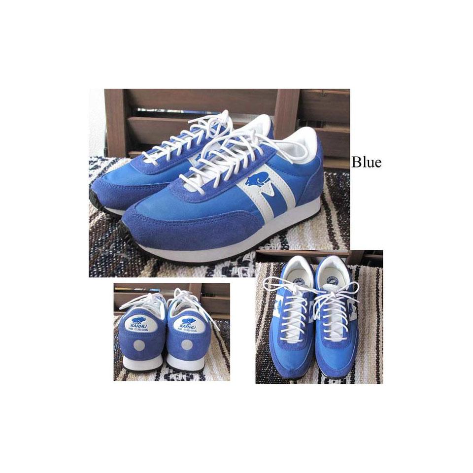 カルフ アルバトロス KH802504 ブルー/ホワイトKARHU Albatoross Blue / White レディース メンズ ユニセックス 靴 クッションシューズ スニーカー シロクマ  北欧