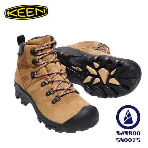 キーン 1017361 ウィメンズ レディース ピレニーズ ブーツ 軽量、防水 フェス用 トレッキングブーツ KEEN WOMENS PYRENEES KAZUHIKO KAI × KEEN LATTE