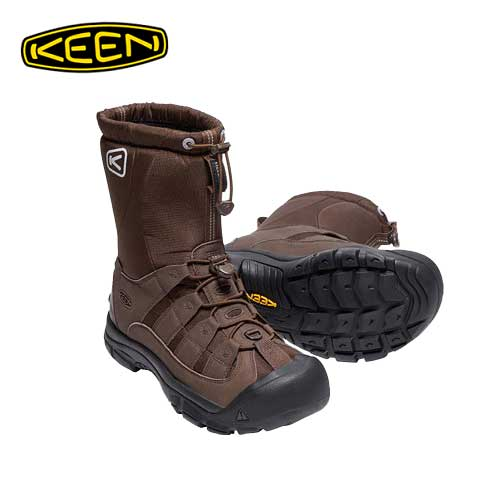 キーン あす楽対応 メンズ ウィンターポート 2  KEEN MENS Winterport II  1017506 DEMITASSE/SLATE BLACK