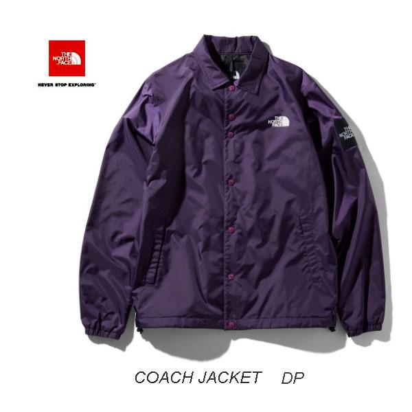 ザ ノースフェイス 2019年春夏最新カラー ザ コーチ ジャケット(メンズ) お一人様1枚まで The North Face Mens THE COACH JACKET NP21836 (DP)パープル