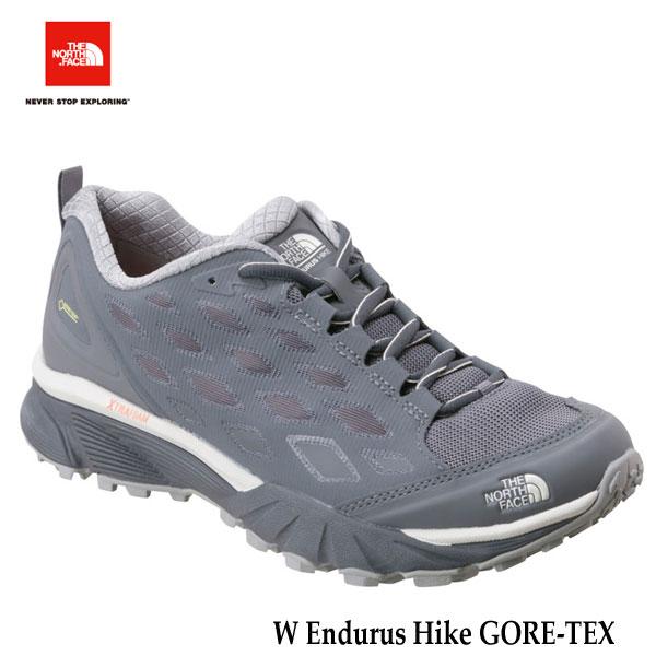 ザ ノースフェイス あす楽対応 24cm エンデュラスハイク GORE-TEX(レディース) The North Face W Endurus Hike GORE-TEX NFW01722(GW)ジンクグレー×ビンテージホワイト Zinc gray/Vintage white