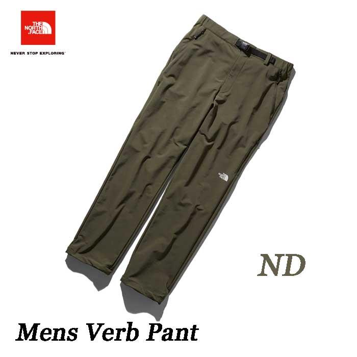 ザ ノースフェイス バーブパンツ(メンズ) The North Face Verb Pant NB31805 (ND)ニュートープダークグリーン