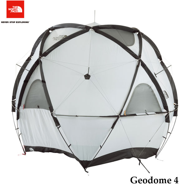 ザ ノースフェイス NV21800 SF 売れてます! 人気モデル Goldwin日本正規保証商品 ジオドーム4   The North Face Geodome 4 (SF)サフランイエロー キャンプ テント 4人用