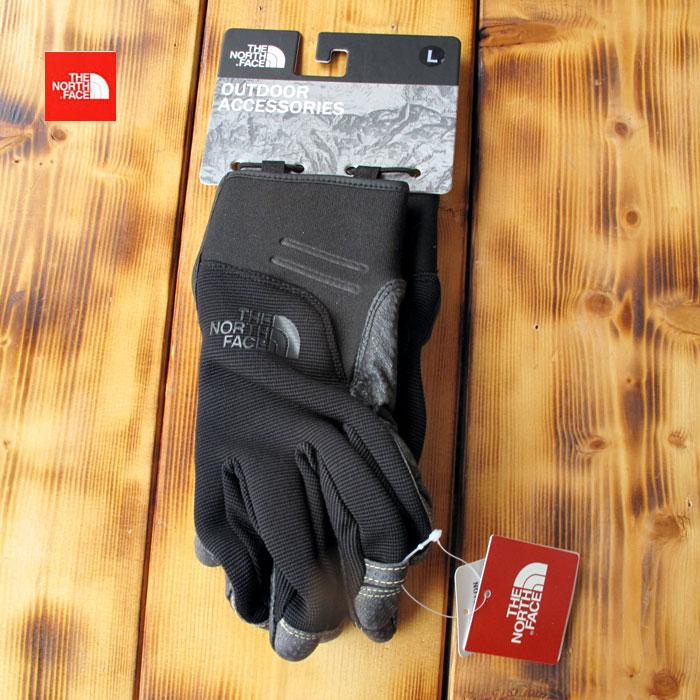 ザ ノースフェイス NN61809 (K) マウンテンクライミンググローブ  The North Face MT Climbing Glove NN61809 (K)ブラック