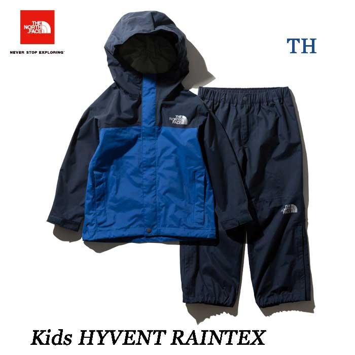 ザ ノースフェイス NPJ11911 (TH) キッズ ハイベントレインテックス The North Face Kids HYVENT RAINTEX NPJ11911 (TH)ターキッシュブルー