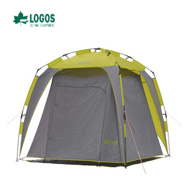 ロゴス 71457622 イックどこでもターププラス 220-L わずか2分でクイック設営 ロゴス キャンプ フェス アウトドア テント マルチタープ