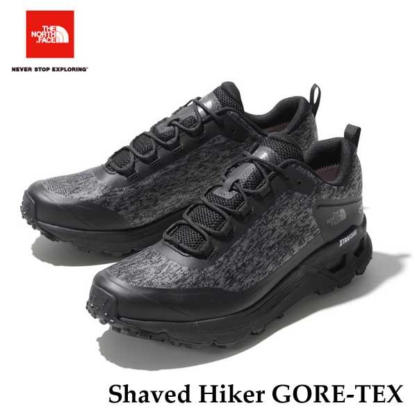 ザ ノースフェイス NF51931 KK シェイブドゥハイカーGORE-TEX(メンズ) The North Face Shaved Hiker GORE-TEX (KK)TNFブラック×TNFブラック