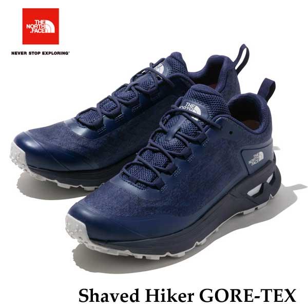 ザ ノースフェイス NF51931 FT シェイブドゥハイカーGORE-TEX(メンズ) The North Face Shaved Hiker GORE-TEX (FT)フラッグブルー×ティングレー