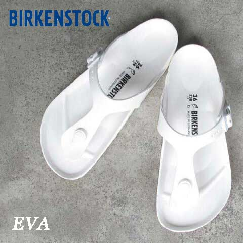 259d9954dfc Birkenstock for Giza EVA white Birkenstock Gizeh EVA White sandal made in  Germany Sandals ladies birken 128221