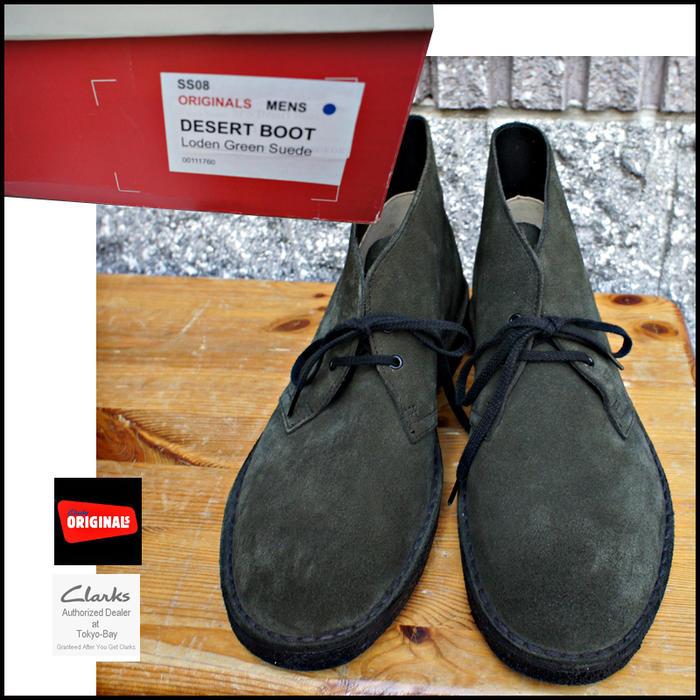 apolloex | Rakuten Global Market: Clarks originals desert boots Clarks  Originals Desert Boot Loden Green Suede