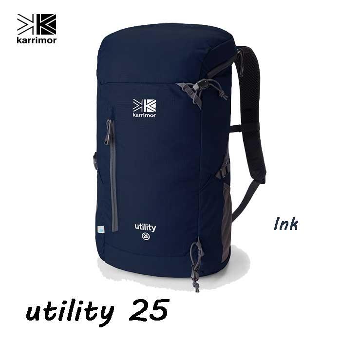 カリマー ユーティリティ 25 インク マルチユースリュックサック Karrimor utility 25 Ink