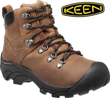 キーン 500円クーポンあり ピレニーズ ブーツ ウィメンズ レディース  防水ブーツが売れてます 軽量、防水 フェス用 トレッキングブーツ KEEN WOMENS PYRENEES BOOTS SYRUP 1004156