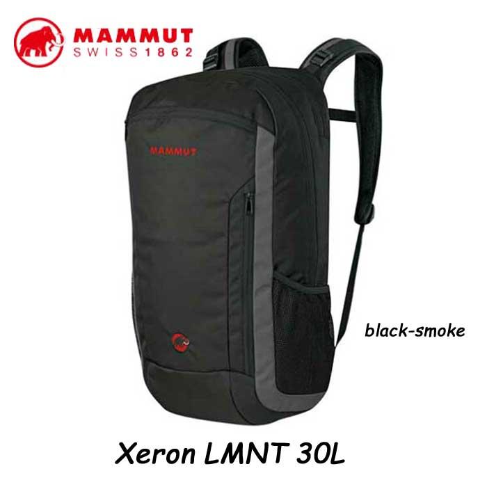 マムート 2510-02670-0067 30L エクセロン エレメント 30L アウトドア リュック ハイキング MAMMUT Xeron LMNT 30L 2510-02670-0067 black-smoke