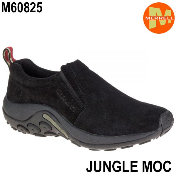 メレル M60825 ジャングルモック MIDNIGHT Merrell Jungle Moc Mens メンズ アウトドア スニーカー 幅2E相当