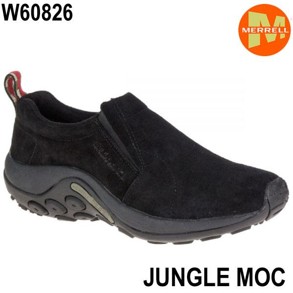 メレル ウィメンズ ジャングルモック w60826 Midnight Merrell Jungle Moc Womens レディース アウトドア スニーカー 幅2E相当
