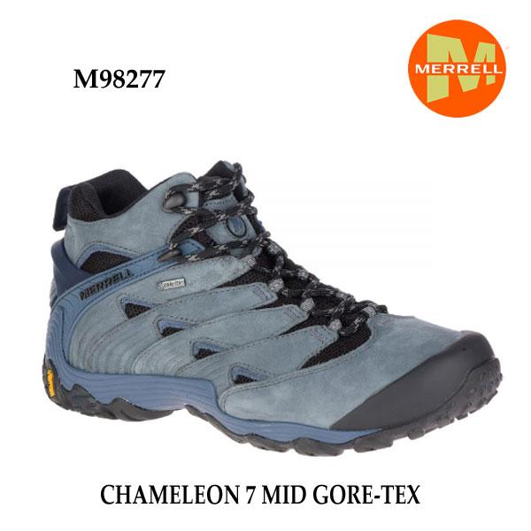 メレル カメレオン 7 ミッド ゴアテックス M98277 CASTLE ROCK Merrell CHAMELEON 7 MID GORE-TEX メンズ アウトドア ゴアテックス スニーカー