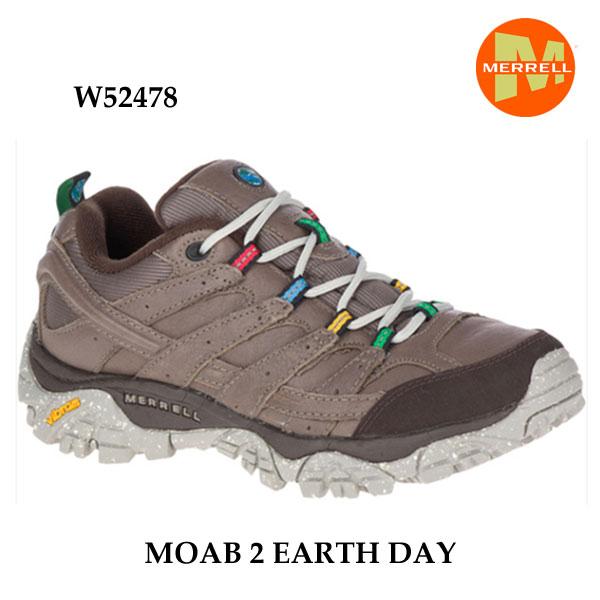 メレル モアブ 2 アース デイ W52478 FALCON Merrell MOAB 2 EARTH DAY ウィメンズ アウトドア ゴアテックス スニーカー 防水