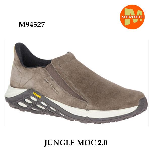 メレル ジャングルモック 2.0 M94527 BOULDER Merrell JUNGLE MOC 2.0 メンズ アウトドア スニーカー