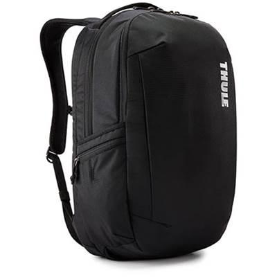 Thule Subterra Backpack 30L black 3204053 スーリー サブテラ バックパック 30L ノートパソコン用バックパック ノートパソコン(15インチMacBook Pro®または15.6インチPC)を保護
