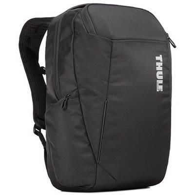 Thule Thule Accent Backpack 23L black 3203623 スーリー アクセント バックパック 23L ノートパソコン用バックパック 専用のポケットでノートパソコン(15.6インチPC/15インチMacBook)と10インチタブレットを保護